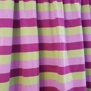 Hanna Andersson Dresses - Hanna Andersson  Purple&Green Striped Dress 12 NWT